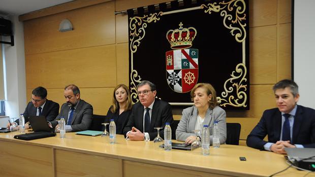 Reunión de la Comisión de Estrategia de la UCLM en Cuenca