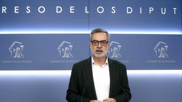 José Manuel Villegas, «número dos» de Ciudadanos