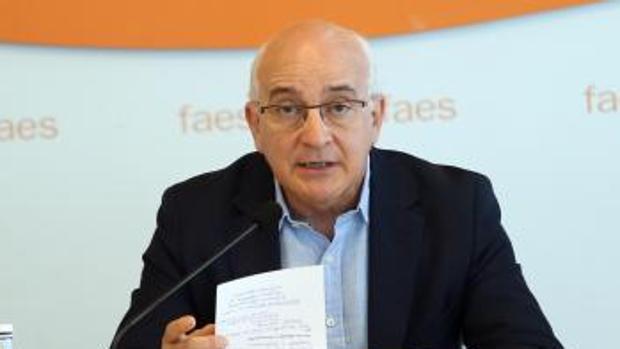 El director general de la Fundación FAES, Javier Zarzalejos