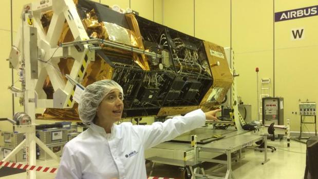 Spacex pospone de nuevo el lanzamiento del satélite español «PAZ»