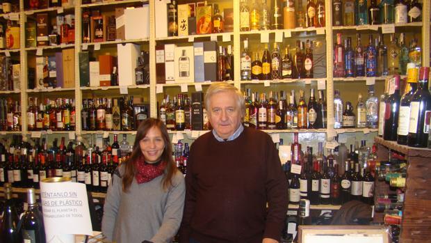 David y María Cabello, padre e hija, están al frente del negocio