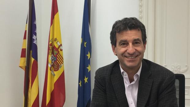 «Quien diga que el PP balear coquetea con el catalanismo o con el nacionalismo, miente»