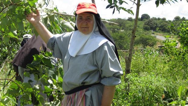 Imagen de la misionera María José Vila