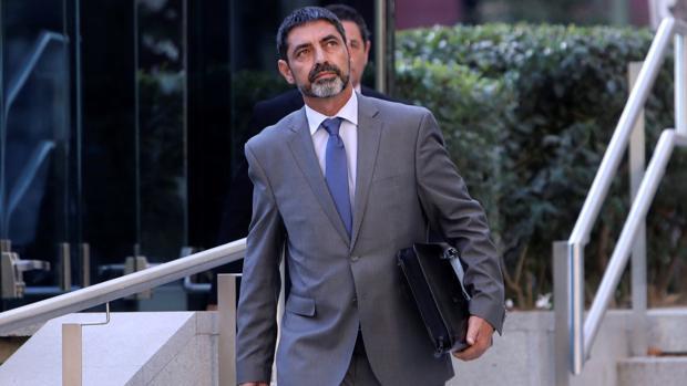 Josep Lluís Trapero, exjefe de los Mossos, en una imagen de archivo