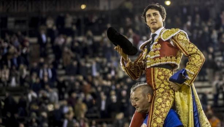 Ponce morenito de aranda y roca rey cartel para san for Roca toledo