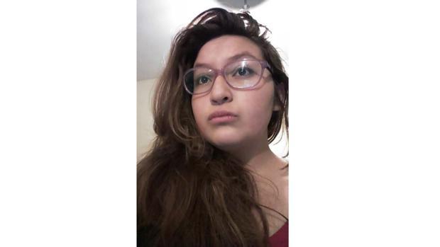 Imagen de la joven desaparecida en Valencia