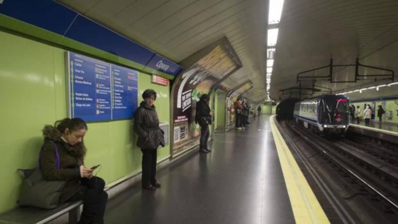 Revisión médica para los 413 empleados de Metro que trabajaron con amianto