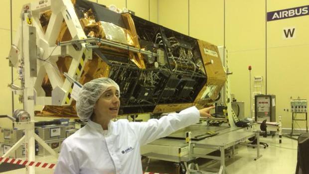 El satélite Paz se pone hoy en órbita para vigilar la Tierra desde el espacio