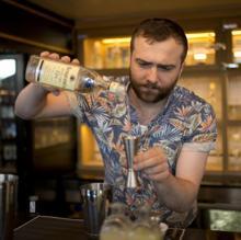 Attaboy Bar, en el Casa Suecia Bar
