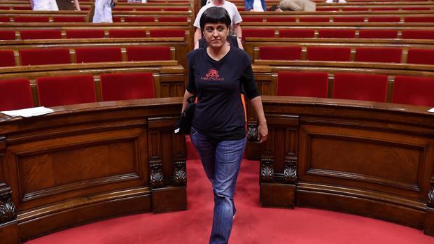 Las claves de la extradición de Anna Gabriel a España
