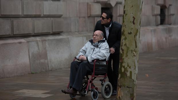 Millet ingresó el lunes 5 de febrero en la cárcel, por orden de la Audiencia de Barcelona,