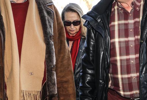 Tina Sanjuán, condenada por la pieza primera del caso