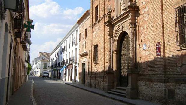 Iglesia de San Agustín, en Almagro (Ciudad Real)