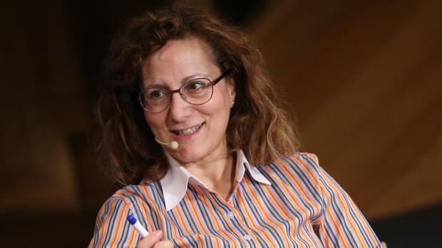 Elsa González, presidenta de la FAPE y propuesta como consejera de Telemadrid