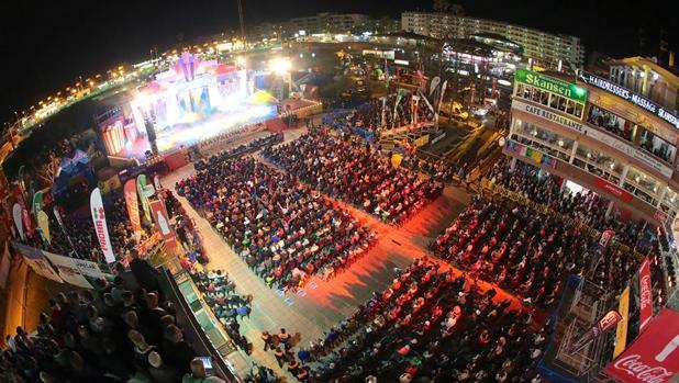 Resultado de imagen de Carnaval de Maspalomas