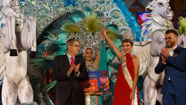 Resultado de imagen de reina carnaval maspalomas 2018