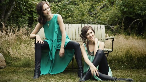 Las hermanas Naughton