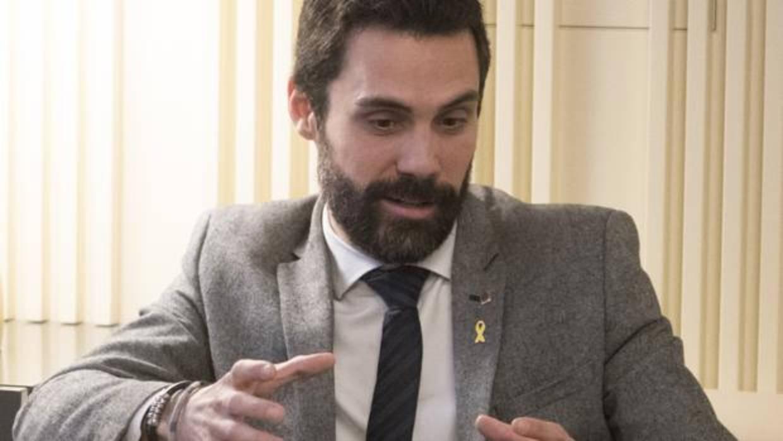 Torrent pide a Llarena facilitar que Sànchez pueda ser investido como nuevo presidente de la Generalitat