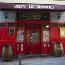 Los Chanquetes homenajea la película «Camada Negra» con unos callos