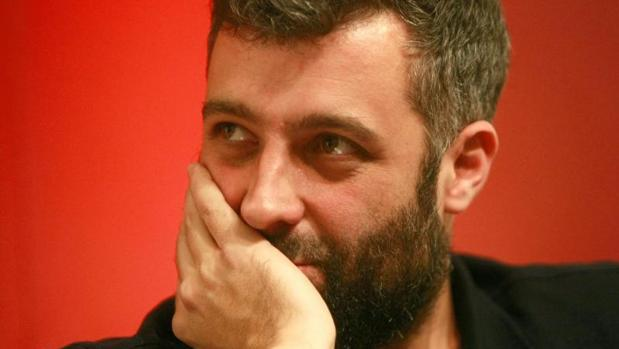 Nacho Carretero, autor de Fariña