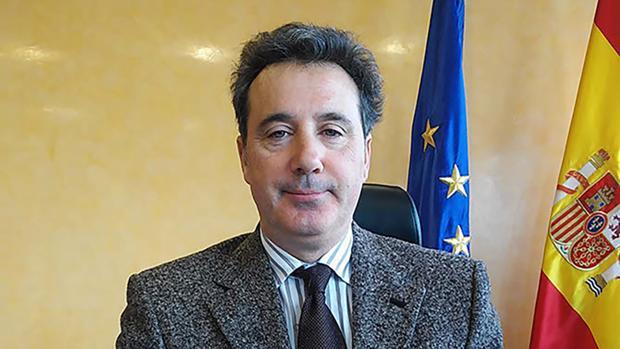 Juan Carlos de Cea, presidente de la Confederación Hidrográfica del Tajo