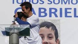 El niño Gabriel murió estrangulado el mismo día de su desaparición