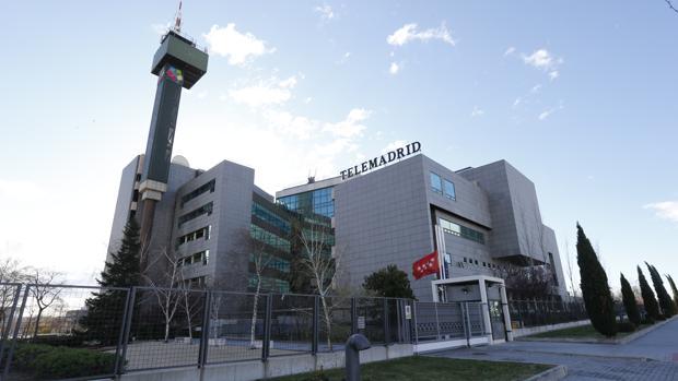 Instalaciones de Telemadrid
