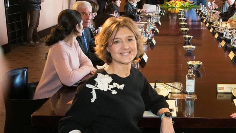 La ministra Tejerina no da por imposible un futuro trasvase del Ebro