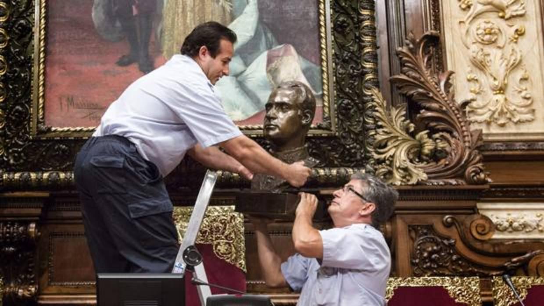 Millo espera que Colau cumpla con la sentencia que le obliga a restituir la imagen del Rey