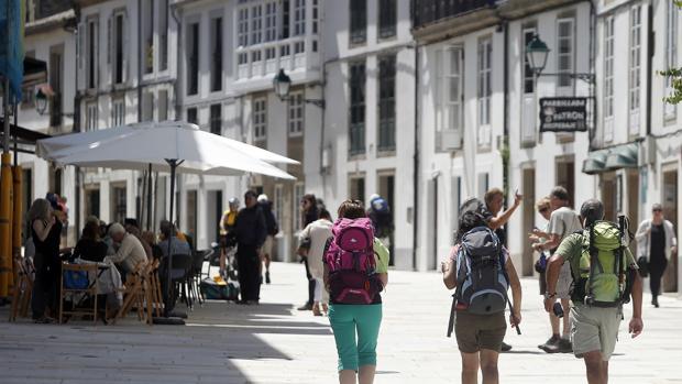Las viviendas turísticas proliferan en la capital gallega