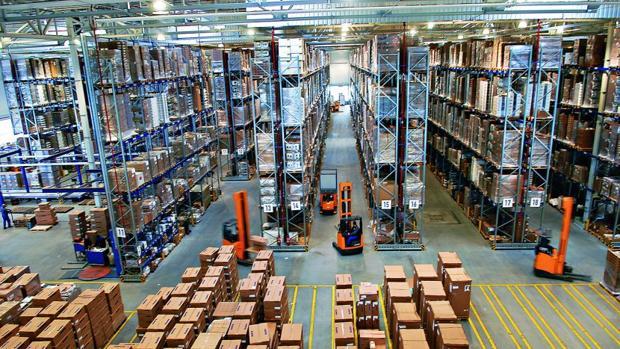 Instalaciones logísticas de Decoexsa