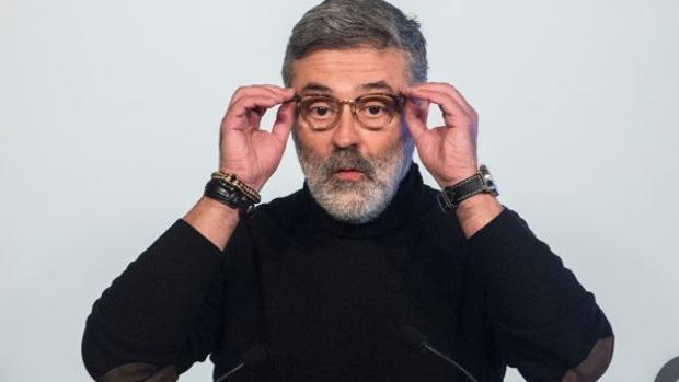 El dirigente de los antisistema Carles Riera