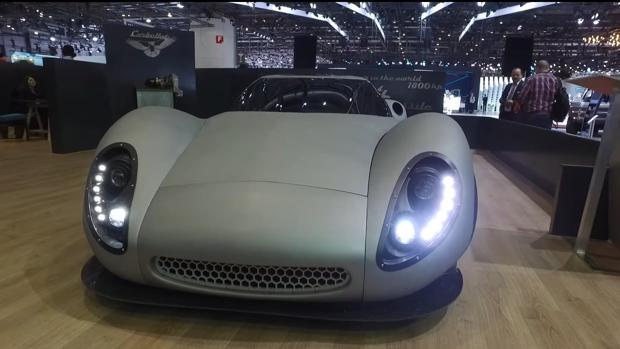 Misil Corbellati en el Salón del Automóvil de Ginebra