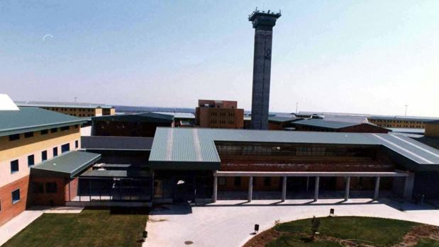 Centro penitenciario de Topas en Salamanca