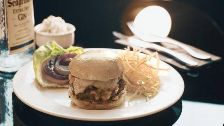 Una hamburguesa con estrella Michelin al más puro estilo de Nueva York