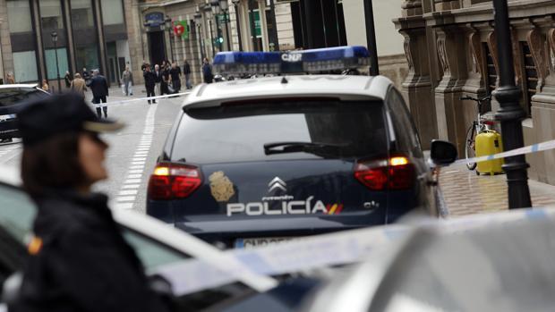 Policía Nacional en Valencia