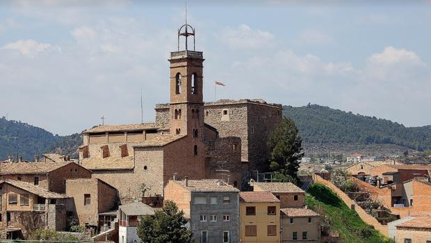El municipio barcelonés de Súria, en una foto de archivo