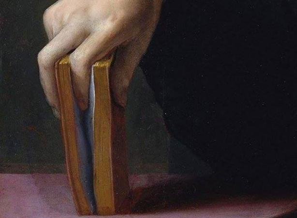 Fragmento de «Retrato de un hombre joven»