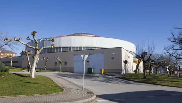Imagen de archivo del auditorio de Monterroso