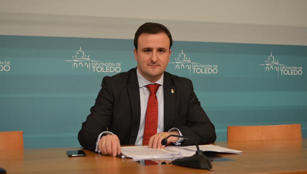 Ángel Luengo, vicepresidente de Transparencia, Hacienda y Buen Gobierno