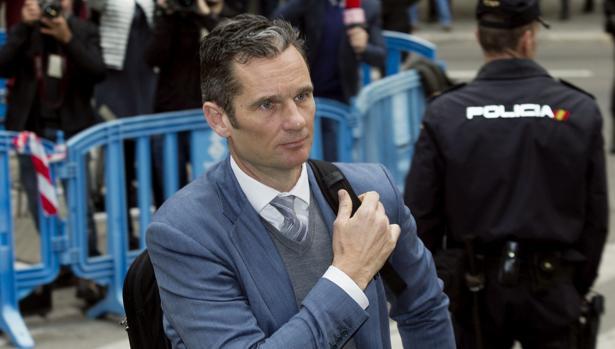 Iñaki Urdangarín, condenado por la Audiencia de Palma por el caso Nóos, aguarda a la revisión del Supremo