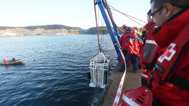 Practicas del Salvamento Marítimo