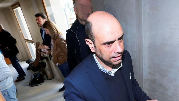 Gabriel Echávarri, tras conocer el procesamiento dictado por la jueza