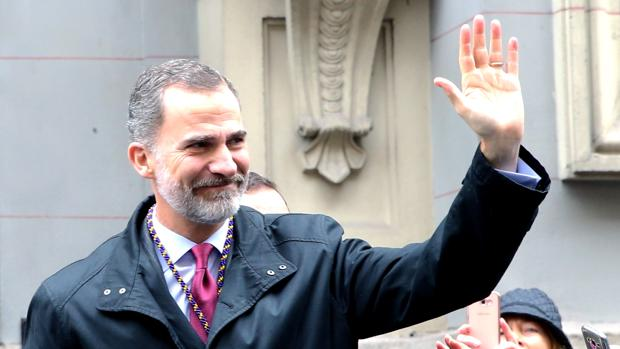Don Felipe, viajará hoy a Valladolid para conmemorar las capitulaciones que firmó Carlos I con Magallanes