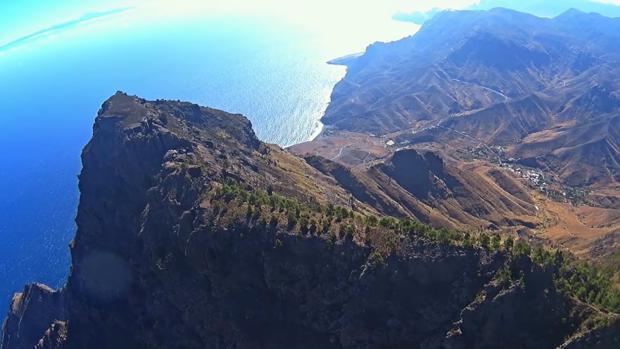 Ocho túneles «sepultarán» la carretera más espectacular de Canarias