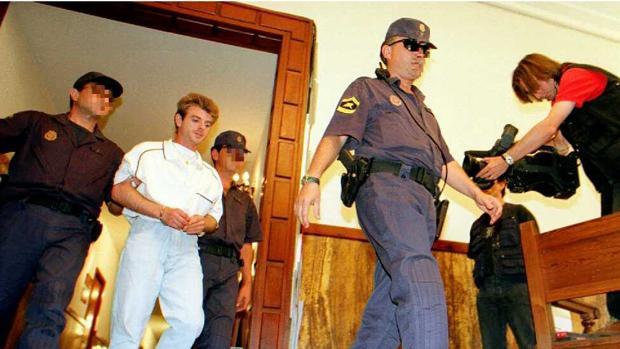 Imagen de Miguel Ricart durante el juicio
