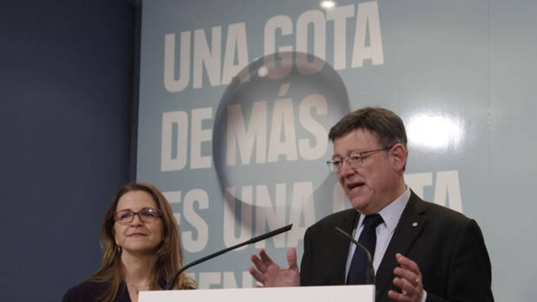 La Generalitat exige al Gobierno el trasvase del Tajo al Segura ante una situación de «emergencia»
