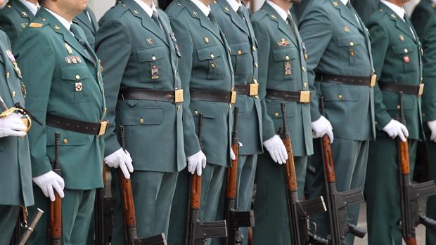 En dos años fueron sancionados por vía judicial o disciplinaria 18 casos de acoso en la Guardia Civil