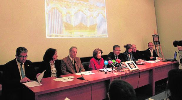 El Festival de Música El Greco está organizado por la Real Fundación Toledo