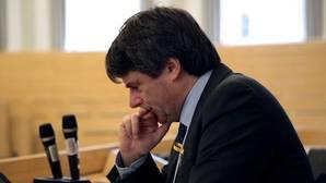 Puigdemont se entregará a la Policía en Finlandia tras la orden de extradición
